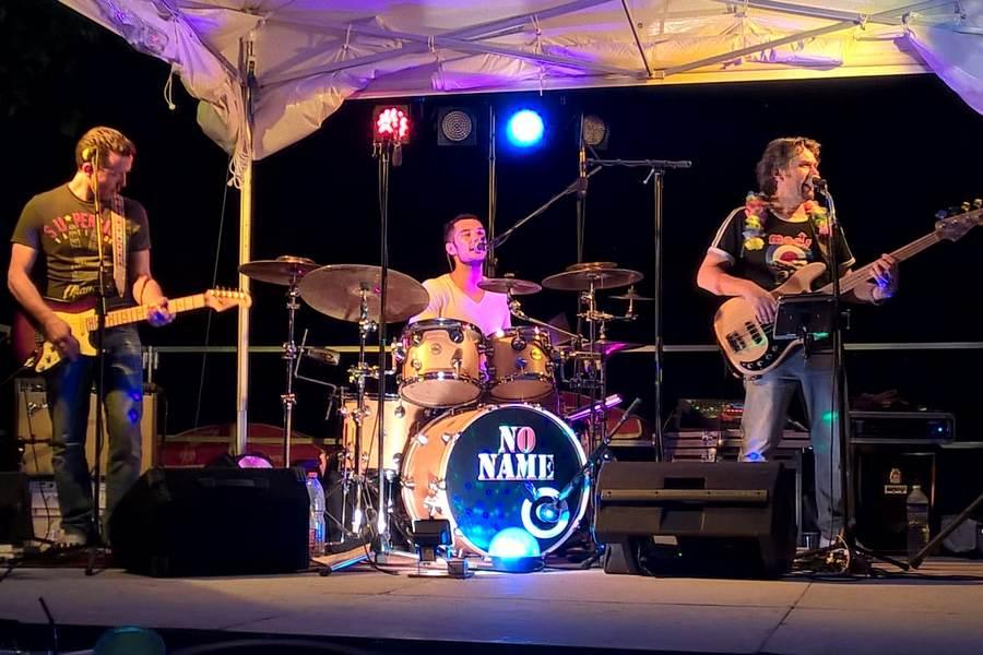 Concert de rock soirée de mardi