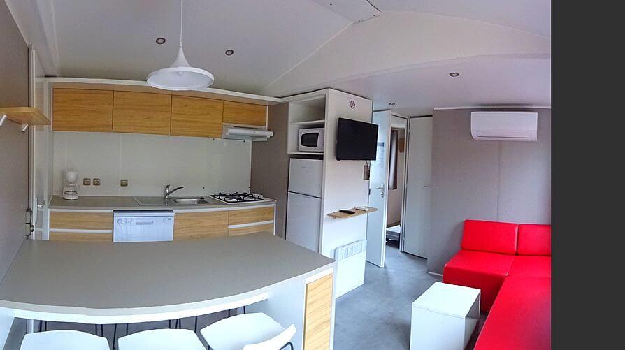 Premium mobile home 3CH