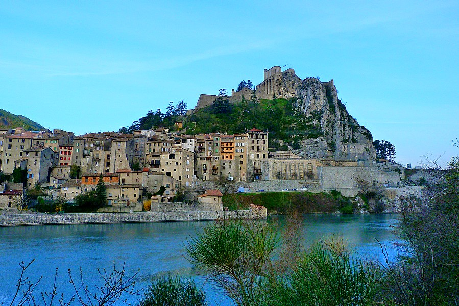 Sisteron Alpes de Haute Provence 04