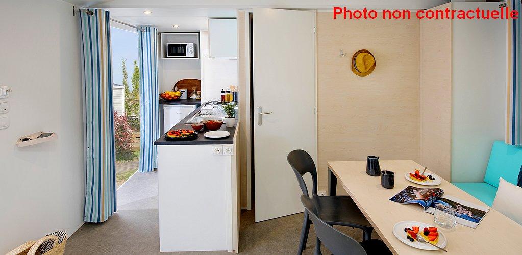 Premium mobile home 2CH